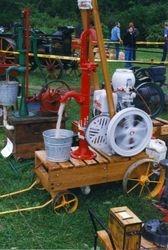 Antique Machinery