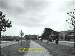 Island Road, Handsworth. 1933.