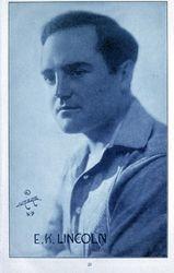 E. K. LINCOLN
