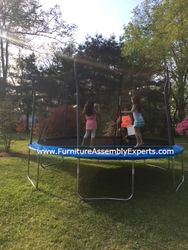 skywalker trampoline removal in new carrollton MD