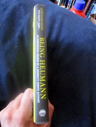 Spine of Being Heumann: An Unrepentant Memoir of a Disability Rights Activist