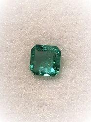 Octagon Emerald