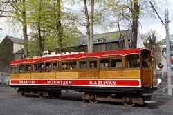 Snaefell Mountain Railway Car No. 5