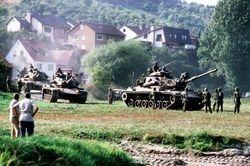The M-60 Tanks:
