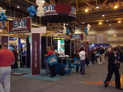 EXIT Realty International Booth