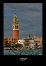 St Mark's Campanile - Venice - Italy