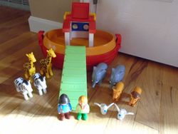 PLAYMOBIL Noah's Ark - $35