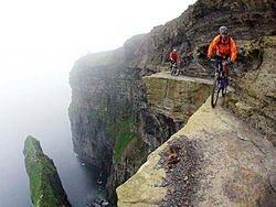 extreme mountainbike 1