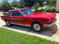 12. 65 Mustang