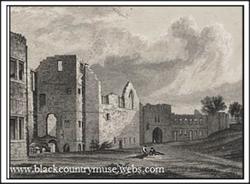 Dudley Castle.c1832