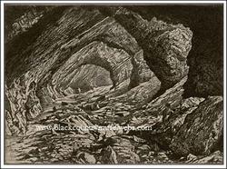 Wrens Nest Caverns. 1790.