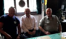 Tom Tyrone, Frank Rimer & Mel Stuart