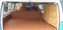 VW T2 New Design Interior, Light Oak