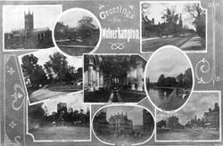 Wolverhampton Card.