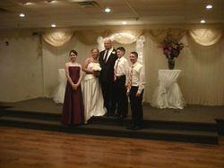 Michael, Becky & the Kids