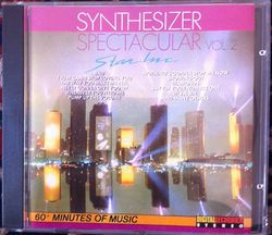 Synthesizer Spectacular Vol 2