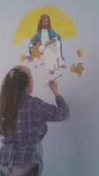Artist Kiki Alexander