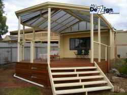 Bay End & Timber Deck