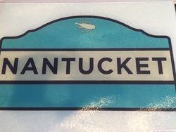 Nantucket cutting board