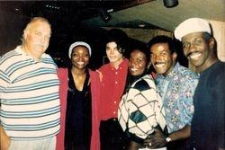 1988 - At the recording studio