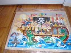 Melissa & Doug Deluxe Wooden 48-Piece Jigsaw Puzzle - Pirates - $6