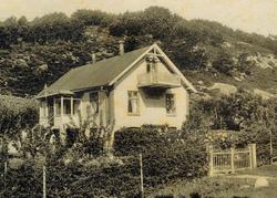 Pensionat Djupadal 1935