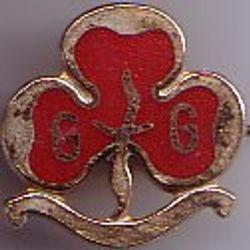 1920s Land Ranger Promise Badge