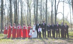 Kayla & James - Wedding Party