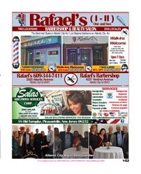 RAFAEL'S BARBERSHOP -ANA SOLUTIONS SERVICES