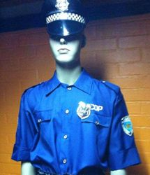 POLICIA AMERICANO