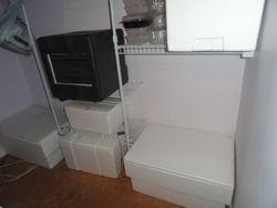 Incubating room