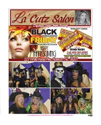 La Cutz Salon, Atlantic County Newspaper
