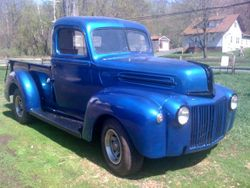 51. 47 FORD PICK UP