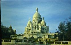 604 Sacre Cour Montmatre Paris