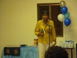 Author Brenda L. Thomas