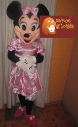 MINNIE CASA DE DISNEY