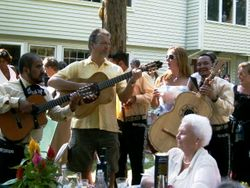 Mexican Party, CT, 2007