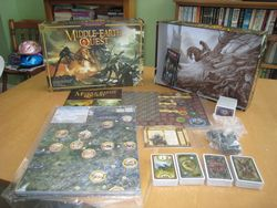 Middle Earth Quest Parts 1