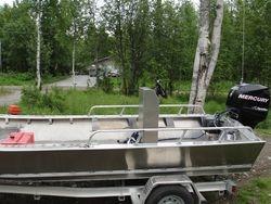 """2011 18'3"""" Jet boat"""