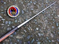 Custom Made Maasai Lion Killer Spear (Kenya)