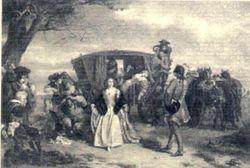 Highwaymen. 1660s