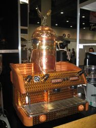 The Cadillac of Coffee Machines
