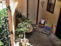 Porch - 2 Bedroom