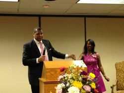Pastor Kevin & First Lady Tamara Lias