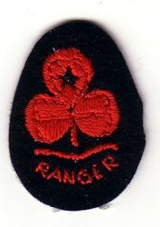 1950s Land Ranger Hat Badge