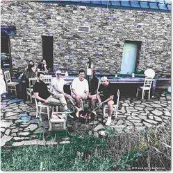 Tomas Berdych with friends