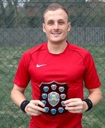 Shaun Mackintosh - Mens Singles Champion