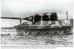 Sd.Kfz.186 Jagdtiger (Hunting Tiger):