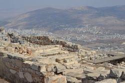 Above Shechem