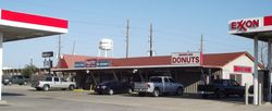 The Pantry Gas Station & Doughnuts